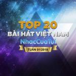 Nghe nhạc hay Top 20 Bài Hát Việt Nam Tuần 01/2018 Mp3