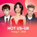 Download nhạc Mp3 Nhạc Âu Mỹ Hot Tháng 01/2018 hay online