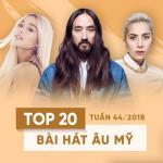 Tải bài hát Top 20 Bài Hát Âu Mỹ Tuần 45/2018 Mp3 trực tuyến