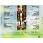 Tải bài hát online 30 Năm... Về Thôi (CD 4)