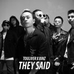 Nghe nhạc mới They Said (Single) trực tuyến