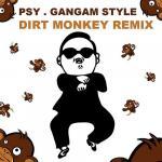 Download nhạc hot Gangam Style (Dirt Monkey Remix - Single)