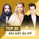 Tải nhạc Top 20 Bài Hát Âu Mỹ Tuần 51/2018 Mp3 miễn phí