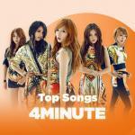 Nghe nhạc online Những Bài Hát Hay Nhất Của 4Minute hot