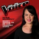 Nghe nhạc hot Sorry Seems To Be The Hardest Word (The Voice 2013 Performance) (Single) Mp3 online