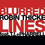 Nghe nhạc Blurred Lines Mp3 online