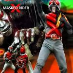 Download nhạc Kamen Rider X OST (1974) Mp3 miễn phí