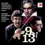 Tải nhạc online Beethoven: Symphony No. 9 & Shostakovich: Symphony No. 13 Mp3 hot