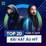 Tải bài hát Mp3 Top 20 Bài Hát Âu Mỹ Tuần 11/2019 miễn phí