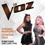 Tải bài hát online Something Just Like This (La Voz) (Single) Mp3