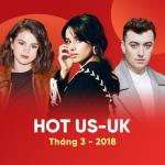 Tải bài hát Nhạc Âu Mỹ Hot Tháng 03/2018 Mp3 online