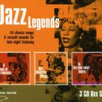 Download nhạc hot Jazz Legends - Our Favourite Things / A Touch Of Romance / The Wee Small House Mp3 mới