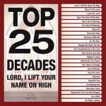 Nghe nhạc hot Top 25 Decades Lord, I Lift Your Name On High (Live) Mp3 online