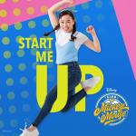 "Tải bài hát hot Start Me Up (From ""Club Mickey Mouse (Malaysia)"") (Single) hay online"