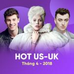 Nghe nhạc Nhạc Âu Mỹ Hot Tháng 04/2018 Mp3 mới