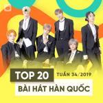 Download nhạc Top 20 Bài Hát Hàn Quốc Tuần 34/2019 online