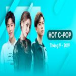 Tải bài hát Nhạc Hoa Hot Tháng 09/2019 hay nhất