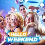 Nghe nhạc mới Hello Weekend Mp3 online