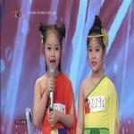 """Tải nhạc mới Vietnam""""s Got Talent 2016 Tập 1: Hà Bảo Anh & Nguyễn My Anh hay nhất"""