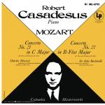 Nghe nhạc hot Mozart: Piano Concertos Nos. 21 & 27 (Remastered) Mp3