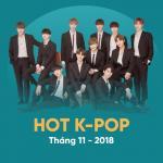 Download nhạc hay Nhạc Hàn Quốc Hot Tháng 11/2018 hot