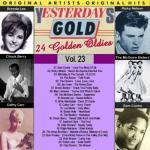 """Tải nhạc Yesterday""""s Gold (Vol. 23 Of 25) hot"""
