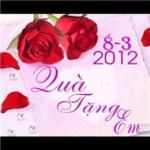Download nhạc mới Quà Tặng Em (Ngày Quốc Tế Phụ Nữ 2012) Mp3 trực tuyến