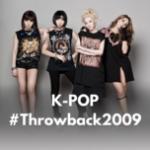 Tải bài hát hot K-Pop #Throwback2009 hay nhất