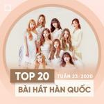 Tải nhạc hay Top 20 Bài Hát Hàn Quốc Tuần 23/2020 online