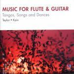 Tải bài hát hot Music For Flute & Guitar: Tangos, Songs & Dances hay nhất