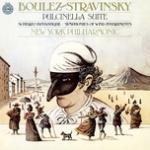 Download nhạc Stravinsky: Pulcinella Suite, Scherzo fantastique, Op. 3  Symphonies dinstruments a vent