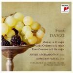 Tải nhạc mới Danzi: Ouverture, Cello Concerto & Piano Concerto trực tuyến