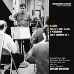 Nghe nhạc hot Bartok: Concerto For 2 Pianos, Sz. 115 & Violin Concerto No. 2, Sz. 112 hay nhất