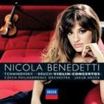 Tải nhạc online Tchaikovsky-Bruch Violin Concertos hot