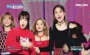 Video nhạc Love Bomb (Music Core Live) nhanh nhất