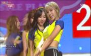 Tải nhạc mới Chocolate; Heart Attack (Inkigayo Comeback Stage 150628) online